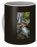 Glen Ellis Falls Autumn Coffee Mug