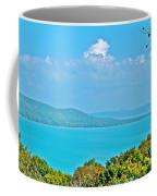 Glen Lake From Pierce Stocking Overlook In Sleeping Bear Dunes National Lakeshore-michigan Coffee Mug