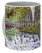 Glen Waterfall Coffee Mug by William Norton