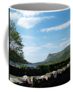 Glencar Lake With View Of Benbulben Ireland Coffee Mug