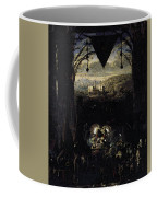 Gleyre Charles Gabriel The Queen Of Sheba Coffee Mug