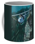 Glider Escape From Colditz Castle Coffee Mug