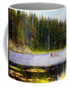 Gliding Along Coffee Mug