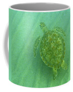 Gliding Green Coffee Mug