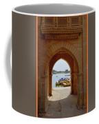 Glimpse Of Gadisar Lake Coffee Mug