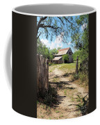 Glimpse Of The Past Coffee Mug