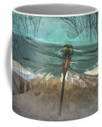Glistening In The Forest Coffee Mug