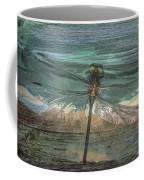 Glistening On Wood Coffee Mug