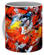 Glittering Of Koi Coffee Mug
