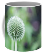 Globe Thistle Coffee Mug