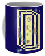 Globe Trotting Coffee Mug