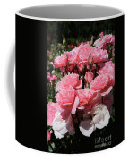 Glorious Pink Roses Coffee Mug