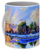Glorious Point Of The Arches Coffee Mug