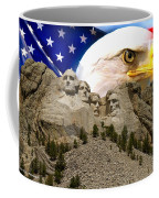 Glory To America Coffee Mug