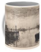 Gloucester Harbor Coffee Mug
