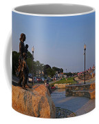 Gloucester Waterfront Gloucester Harbor Coffee Mug