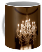 Glow From The Past Coffee Mug by Karen Wiles