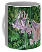 Glowing Amaryllis Coffee Mug
