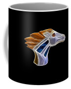Glowing Bronco Coffee Mug