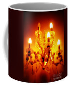 Glowing Chandelier Coffee Mug