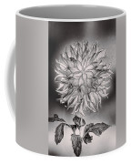 Glowing Dahlia Coffee Mug