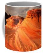 Glowing Desert Dragon Coffee Mug