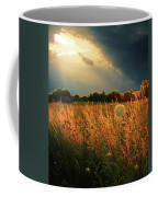 Glowing Grass Coffee Mug