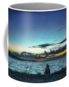 Glowing Horizon Coffee Mug