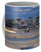 Glowing Hornet Coffee Mug
