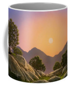 Glowing Landscape Coffee Mug
