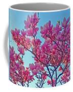 Glowing Magnolia Coffee Mug