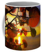Glowing Red II Coffee Mug