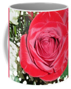 Glowing Rose Coffee Mug