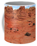 Glowing Sand In The Buttes Coffee Mug