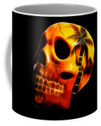 Glowing Skull Coffee Mug