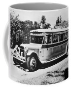Gm's First Bus Line Coffee Mug