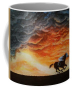 Go Big Red Coffee Mug