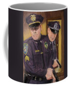 Go On Three...1....2.... Coffee Mug by Jack Skinner