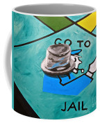 Go To Jail  Coffee Mug