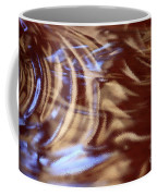 Go With The Flow - Abstract Art Coffee Mug