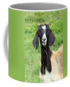 Goat Dental Floss Coffee Mug