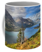 Goat Haunt Panorama Coffee Mug