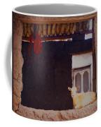 Goat In Window Coffee Mug