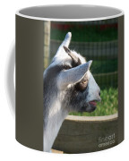 Goat Minature Coffee Mug
