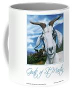Goats Of St. Maarten- Andre Coffee Mug