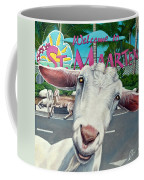 Goats Of St. Maarten- Sofie Coffee Mug