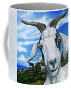 Goats Of St. Martin Coffee Mug