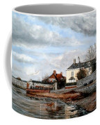 Goats Walk Topsham Devon Coffee Mug