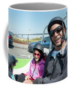 Gocar Tour By Bay Bridge In San Francisco, California Coffee Mug