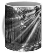 God Beams Coffee Mug